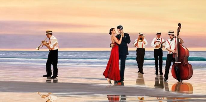 quadro-coppia-ballo-spiaggia-20-benson-stampa-su-mdf-tela-swarovski-pannello