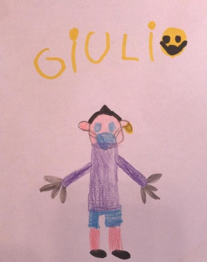 Disegno di Giulio